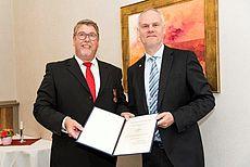 Hermann Krüger und Dr. Frank Puchert