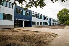 Bild vom IGS-Neubau