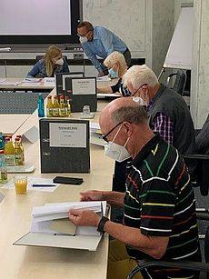 Kreiswahlausschuss tagt