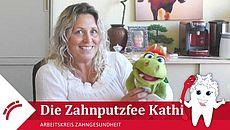 Bild der Zahnputzfee Kathi