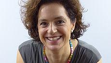 Portrait Gwendolyn Stoye - Dozentin