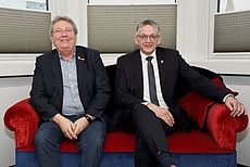 Harald Gerjets und Olaf Meinen