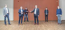 Gruppenfoto der Anwesenden
