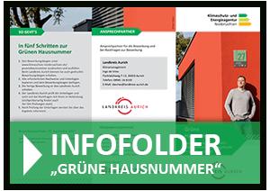 Schaubild Infofolder