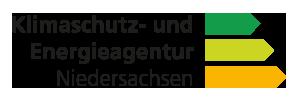 Logo Klimaschutz- und Energieagentur Niedersachsen