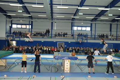 Sporthalle Conerusschule Norden