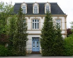 Gebäude der Beratungsstelle