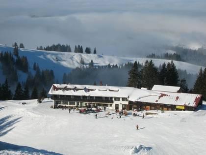 Foto der Falkenhütte