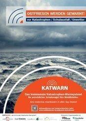 Plakat Katwarn